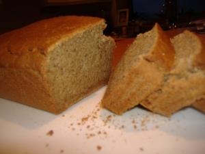 Allergy Free Honey Loaf