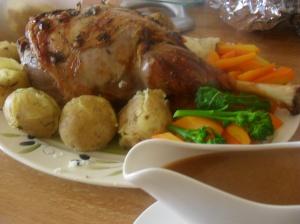 Roast Irish Lamb