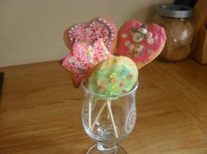 biscuits pops