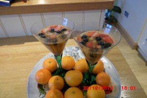 Allergy free trifle