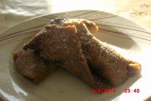 allergy free chocolate pancakes