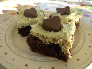 Mint Choc Brownie